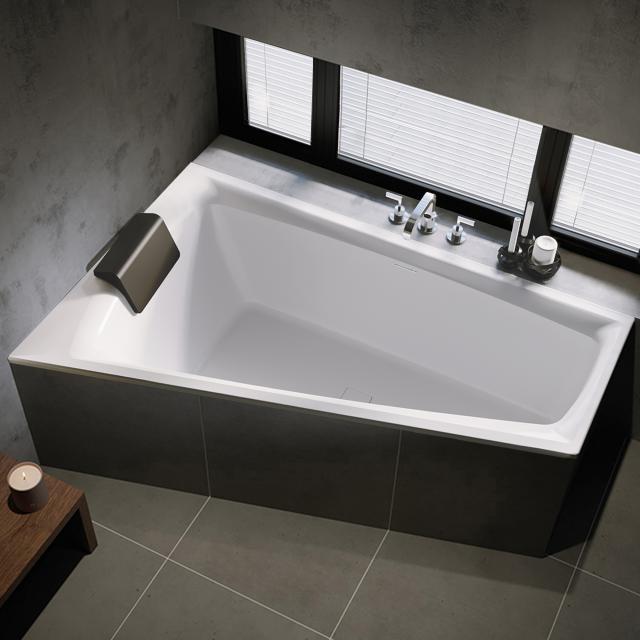 Riho Still Smart Eck-Badewanne ohne Füllfunktion