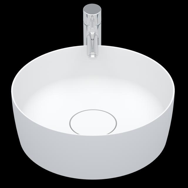 Riho Thin Aufsatzwaschtisch rund