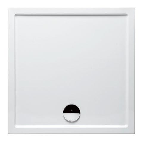 Riho Zürich Rechteck-Duschwanne für Bodenmontage