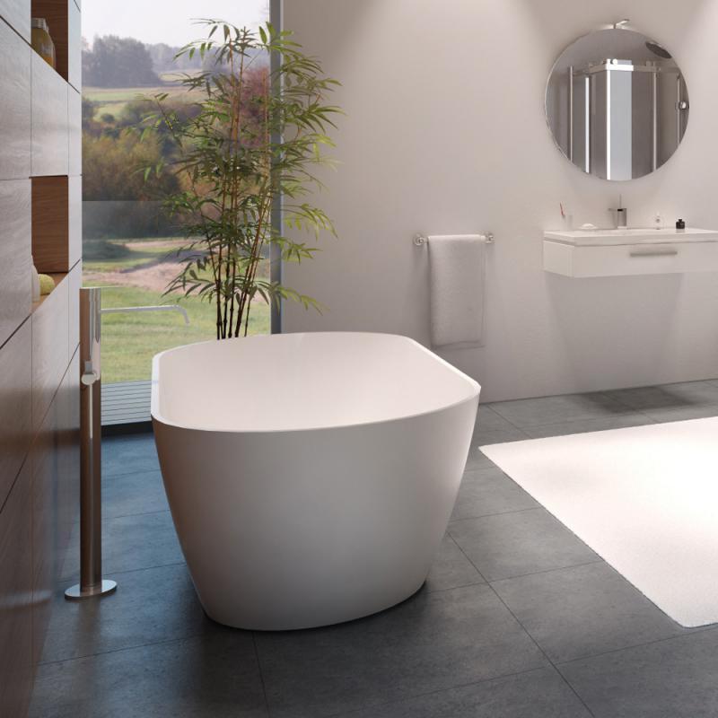 riho bilbao freistehende badewanne bs10005 reuter. Black Bedroom Furniture Sets. Home Design Ideas