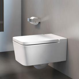 Roca Inspira Wand-Tiefspül-WC square mit WC-Sitz weiß
