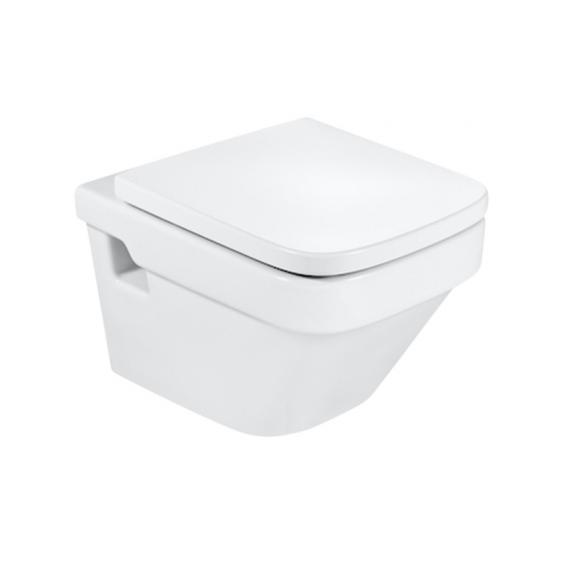 Roca Dama Wand-Tiefspül-WC mit WC-Sitz Kompakt