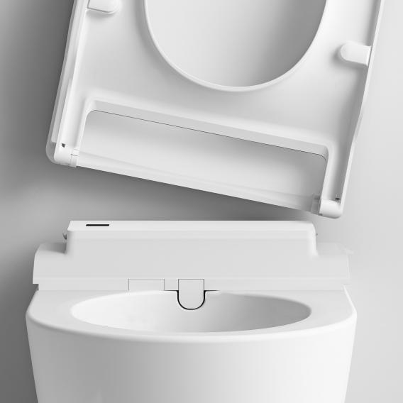 Roca Inspira In-Wash Dusch-WC, mit WC-Sitz