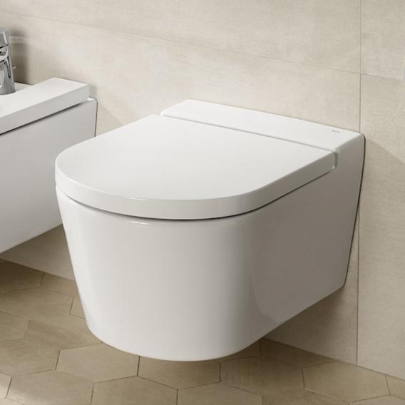 Roca Inspira Wand-Tiefspül-WC round weiß
