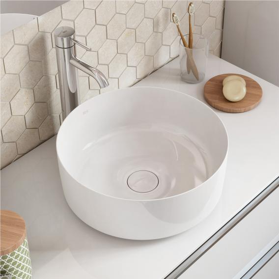 Roca Inspira Waschtisch-Schale round weiß