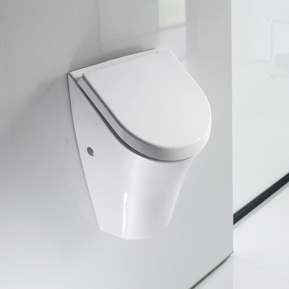 Roca Nexo Urinal, Zulauf hinten mit Deckel