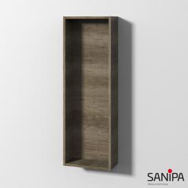 Sanipa Cubes Regalmodul mit 1 Fach eiche nebraska