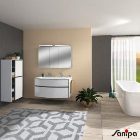 Sanipa Reflection Spiegelschrank mit LED-Beleuchtung
