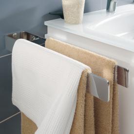 Sanipa Universal Handtuchhalter, 2-teilig, feststehend