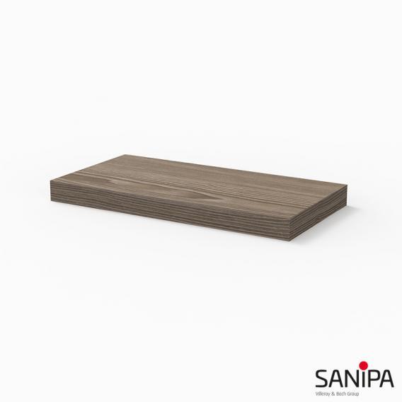 Sanipa Cubes Ablagekonsole pinie grau