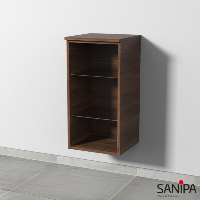 Sanipa 3way Regalmodul kirsche natural touch