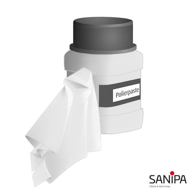 Sanipa Mineralguss-Pflegeset, 1 Set