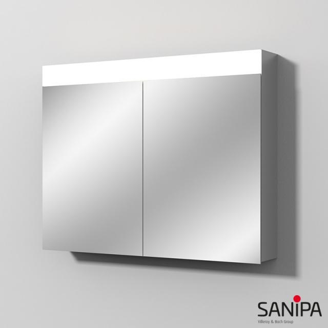 Sanipa Reflection Spiegelschrank ANDRE mit LED-Beleuchtung