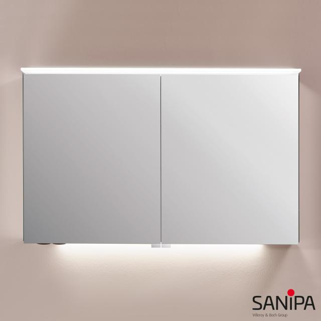 Sanipa Reflection Spiegelschrank ANNY mit LED-Beleuchtung
