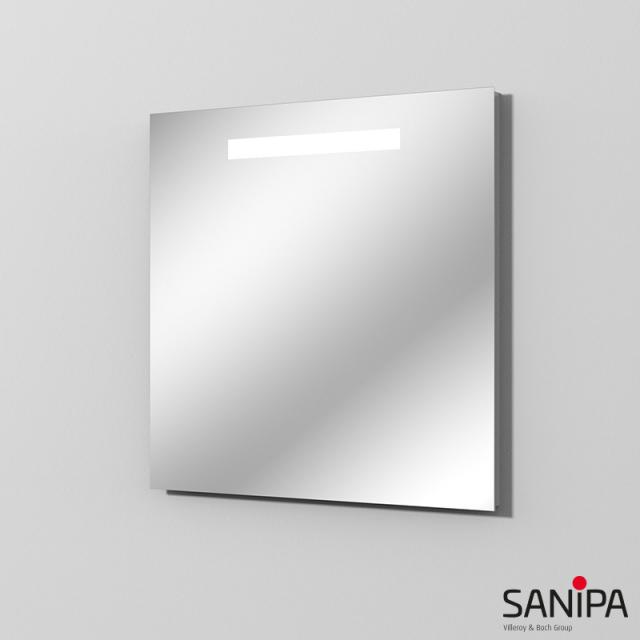 Sanipa Solo One Lichtspiegel mit LED-Beleuchtung