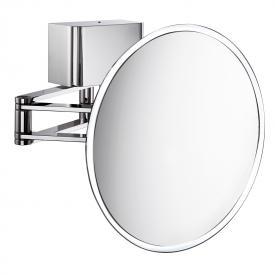 sam miro Wand-Kosmetikspiegel Ø 212 mm, Ausladung 340 mm