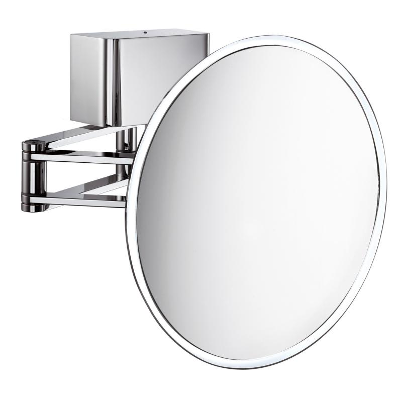 Extremely sam miro Wand-Kosmetikspiegel Ø 212 mm, Ausladung 340 mm  GR15
