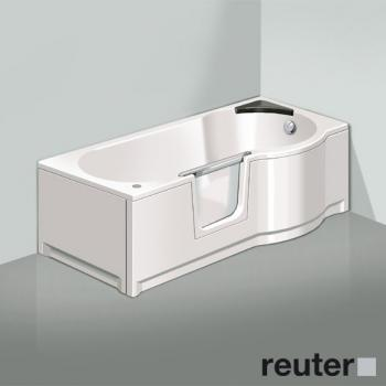 saniku badewannen f r senioren reuter onlineshop. Black Bedroom Furniture Sets. Home Design Ideas