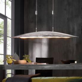 Fischer & Honsel Colmar LED Pendelleuchte mit CCT und Dimmer