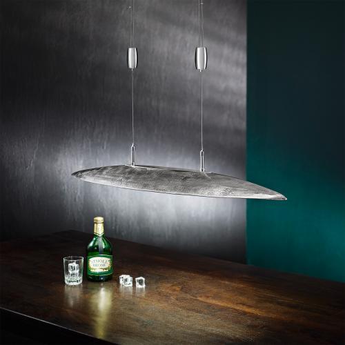 shine by fischer 12056 led pendelleuchte 12056 reuter. Black Bedroom Furniture Sets. Home Design Ideas