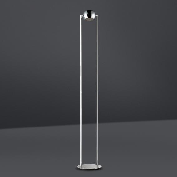 Fischer & Honsel Reims LED Stehleuchte mit CCT und Dimmer