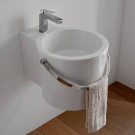 Scarabeo Bucket Aufsatz- oder Hängewaschbecken Dekor Farbe