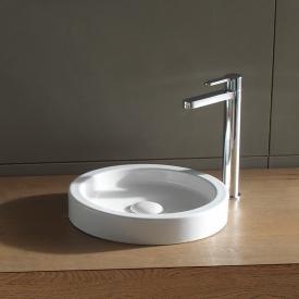 Scarabeo Bucket Aufsatzwaschbecken weiß