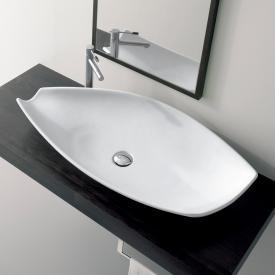 Scarabeo Kong Aufsatzwaschbecken weiß