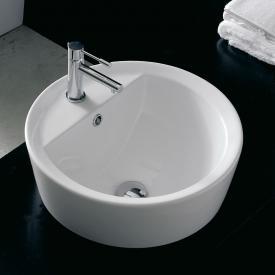 Scarabeo Matty Tondo AR Einbauwaschbecken weiß