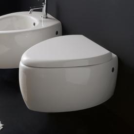 Scarabeo Moai Wand-Tiefspül-WC weiß