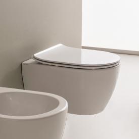 Scarabeo Moon Wand-Tiefspül-WC weiß