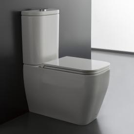 Scarabeo Next Monoblock Stand-Tiefspül-WC für Kombination weiß