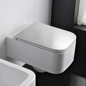 Scarabeo Next Wand-Tiefspül-WC weiß