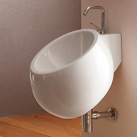 Scarabeo Planet Handwaschbecken weiß