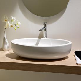 waschbecken aufsatz mit simple keramik eckig xx mm. Black Bedroom Furniture Sets. Home Design Ideas