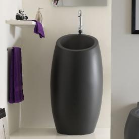 Scarabeo Planet Standwaschtbecken schwarz