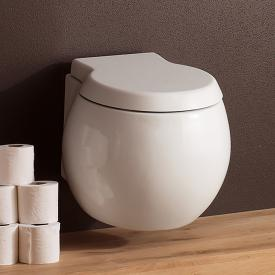Scarabeo Planet Wand-Tiefspül-WC weiß