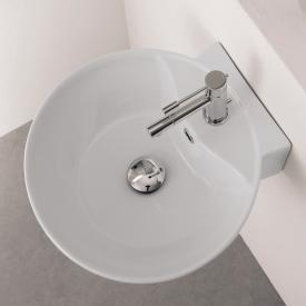 Scarabeo Sfera R Aufsatz- oder Hängewaschbecken weiß