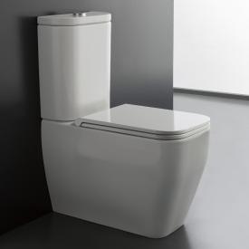Scarabeo Teorema 2.0 Monoblock Stand-Tiefspül-WC weiß