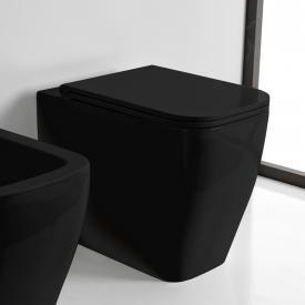 Scarabeo Teorema 2.0 Stand-Tiefspül-WC schwarz