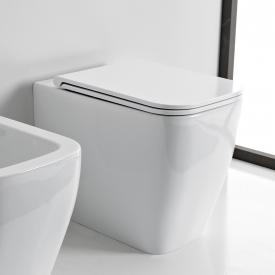 Scarabeo Teorema 2.0 Stand-Tiefspül-WC weiß