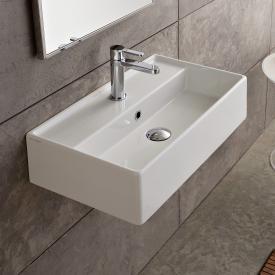 Scarabeo Teorema R Aufsatz- oder Hängewaschbecken weiß