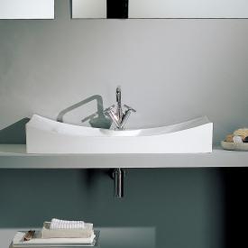 Scarabeo Tsunami R Aufsatz- oder Hängewaschbecken weiß
