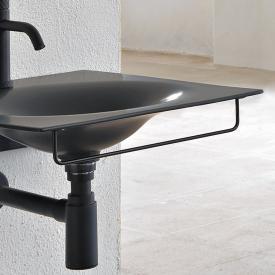 Scarabeo Veil Handtuchhalter für 6101/6102 schwarz matt