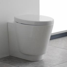 Scarabeo Wish Stand-Tiefspül-WC weiß