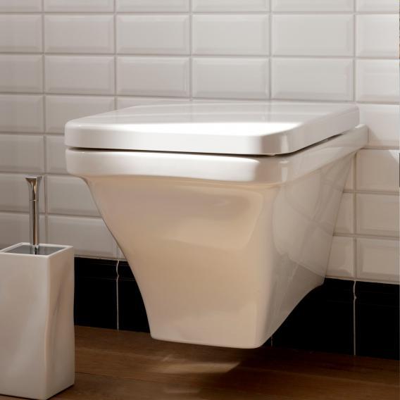 Scarabeo Butterfly Wand-Tiefspül-WC weiß