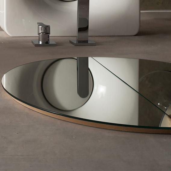 Scarabeo Fuji runder Spiegel