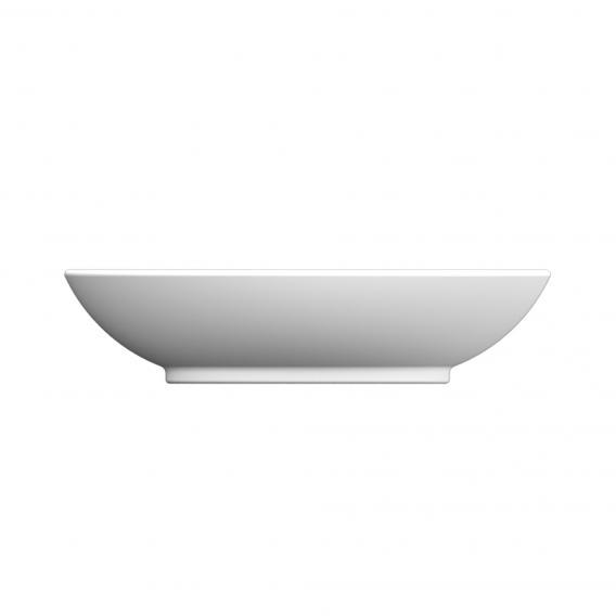 Scarabeo Neck Ausatzwaschbeckn weiß