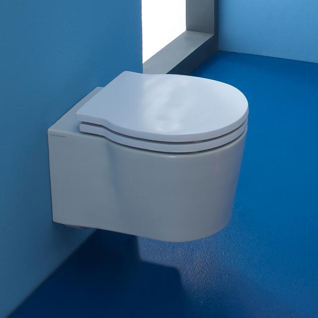 Scarabeo Bucket KIDS Wand-Tiefspül-WC weiß, mit BIO System Beschichtung