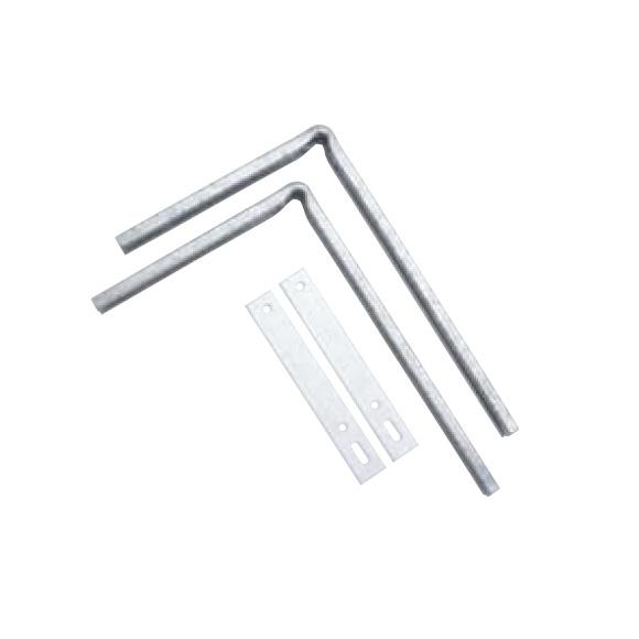 Scarabeo Montagebügel für Hänge-WC und Bidet